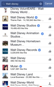 Verified Walt Disney Corp