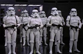 Darth Vader army