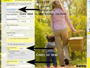 Hertz Rent a Car Delta Airline Discount Codes