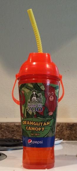 Pepsi, Orangutan Canopy