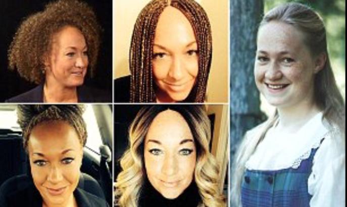 Image result for Rachel Dolezal hair meme