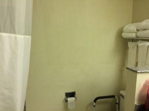 Quality Inn and Suites Bloomington Illinois Not ADA