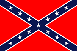 This is the Rebel Flag, not the Confederate Flag