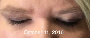 Eyelashes after using Revitalash Advanced eyelash conditioner 5118