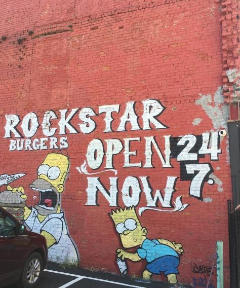 Rockstar Burgers Westbottoms