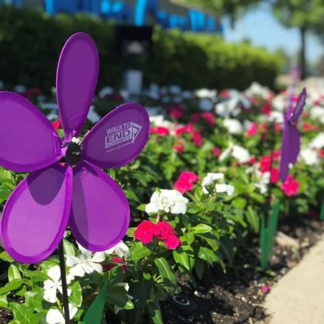 Alzheimer's Flower